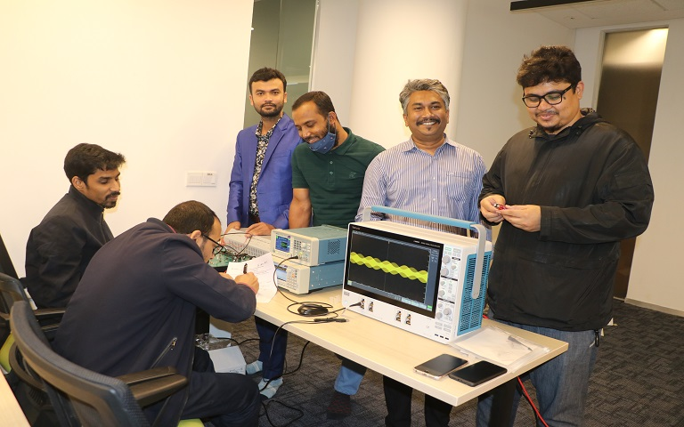ATCL Established a Startup Lab (High Level Communication & Robotics Lab) at Ministry of ICT