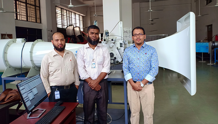 ATCL Installs a TQ Branded Subsonic Wind Tunnel at Military Institute of Science & Technology (MIST), Mirpur, Dhaka