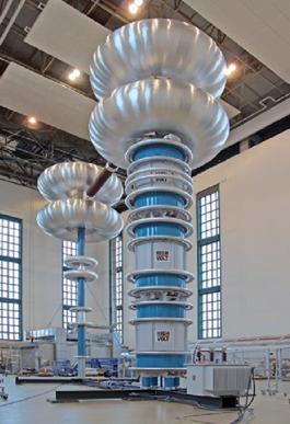 HIGHVOLT HVAC POWER FREQUENCY RESONANT TEST SYSTEMS