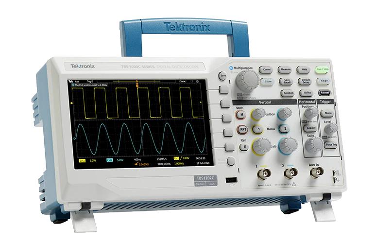 Tektronix TBS1000C Series Digital Oscilloscope